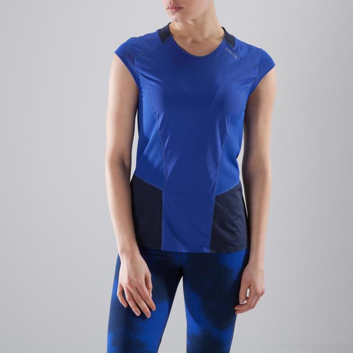 T-shirt fitness cardio-training femme 900 - 1412334