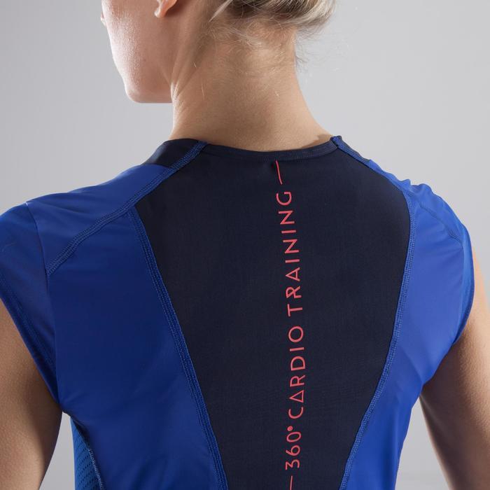 T-shirt fitness cardio-training femme 900 - 1412352