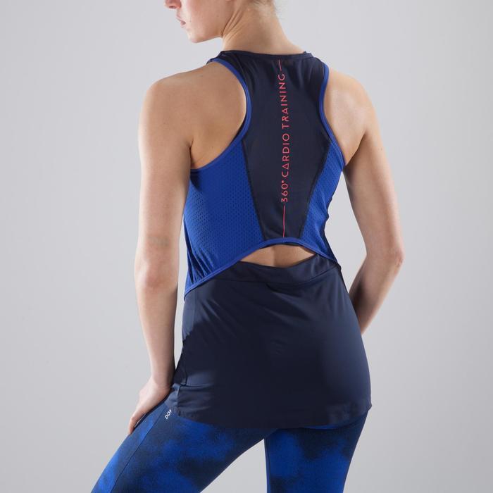 Débardeur fitness cardio-training femme 900 - 1412363