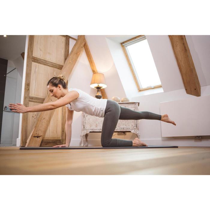 Pilatesmatje comfort grijs