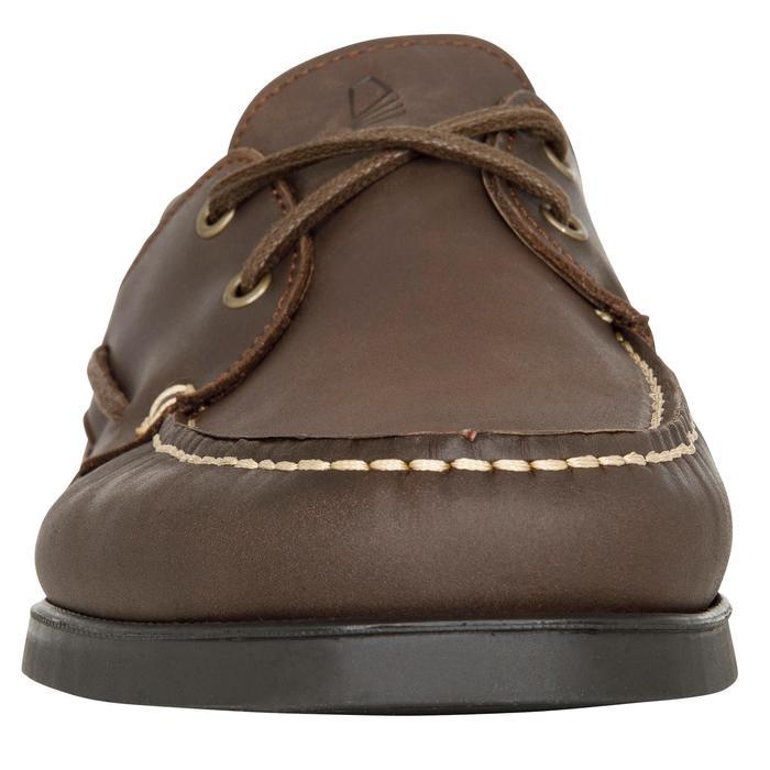 Chaussures bateau cuir homme CR500 - 1412558