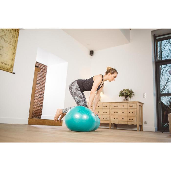 Peanut Ball Pilates blau
