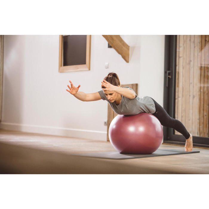 4d01f684b97f0 SWISS BALL ESTABLE PILATES SMALL Domyos