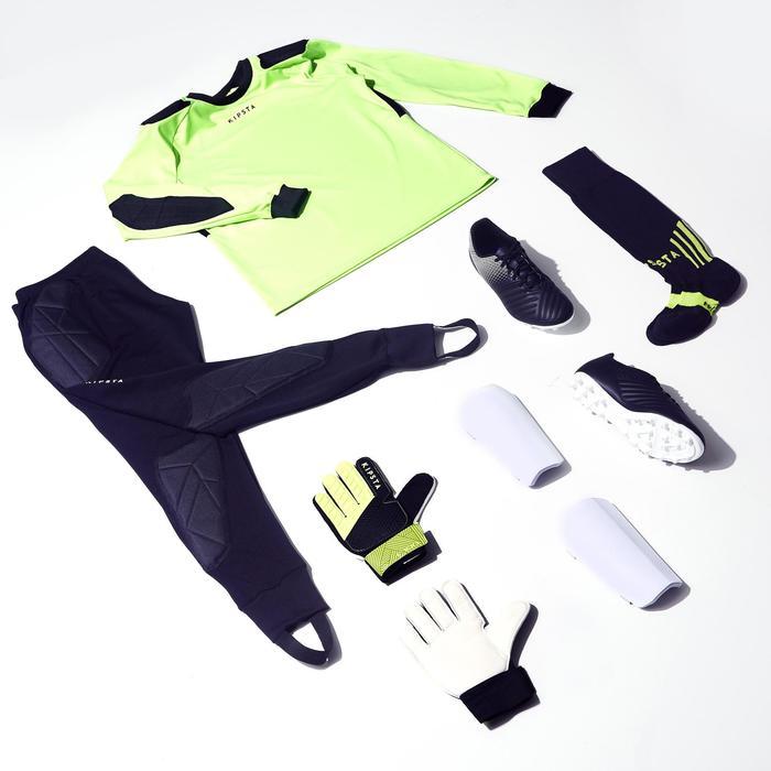 Pantalon de gardien de but F100 noir - 1412640