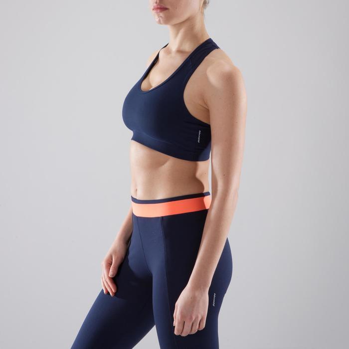 Brassière fitness cardio-training femme 100 - 1412691