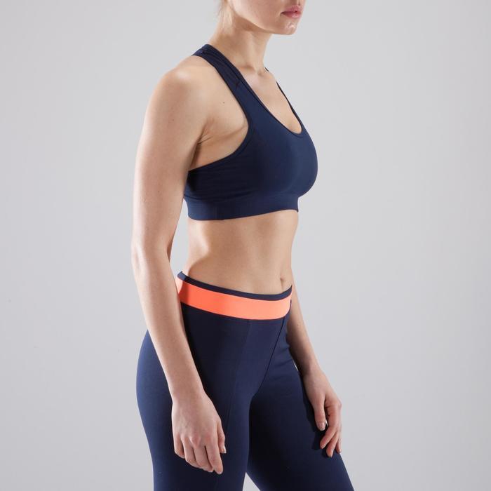 Brassière fitness cardio-training femme 100 - 1412699