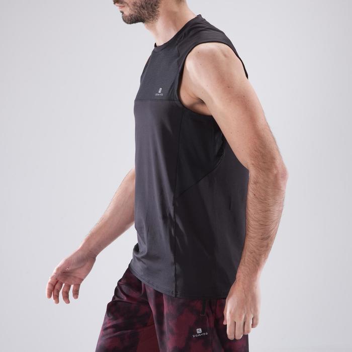 Débardeur fitness cardio-training homme FDE 500 - 1412736