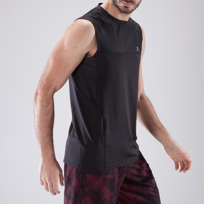 Débardeur fitness cardio-training homme FDE 500 - 1412744