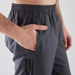 Sporthose Fitness Cardio Davivo Herren grau