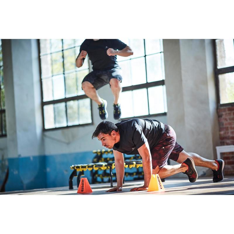 Cardio Hombre Rojo Training 2018 Negro Y 500 Fitness Zapatillas 7SqxZZ