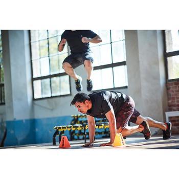 Chaussures fitness cardio-training 500 homme noir et - 1412910