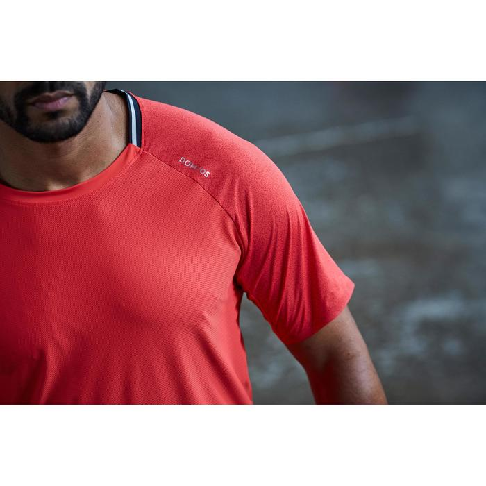 T-shirt fitness cardio homme FTS 920 ROUGE