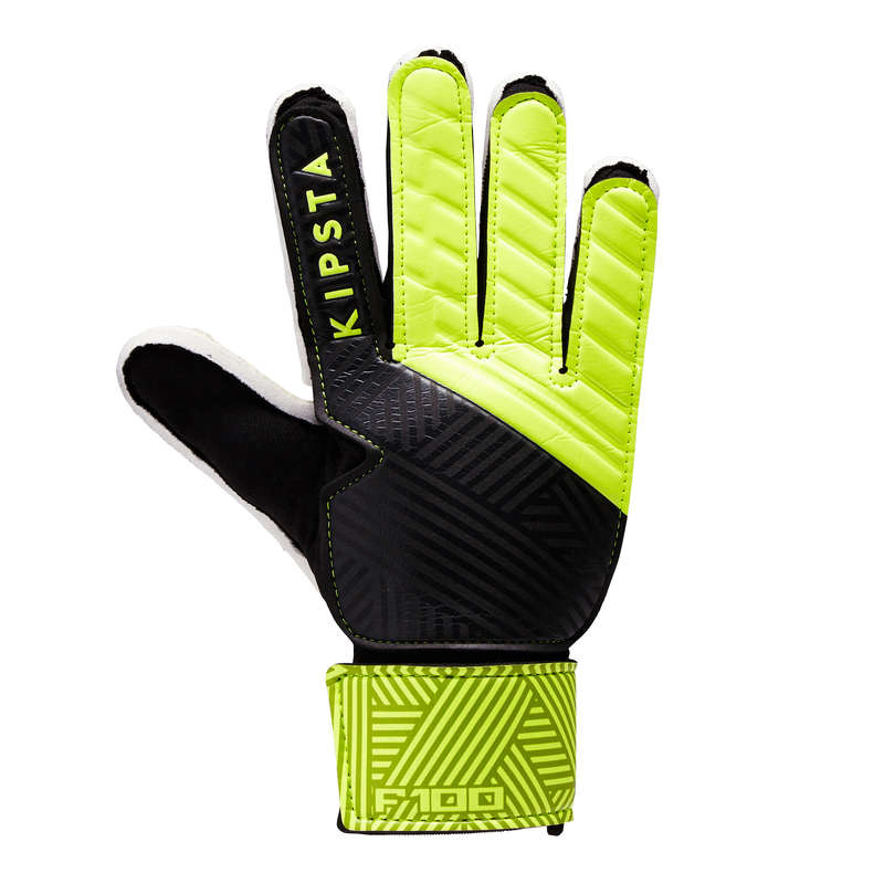 ARGENTINE NATIONAL TEAM - F100 Adult - Black/Yellow KIPSTA