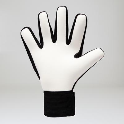 Gant de gardien de football adulte First orange noir blanc