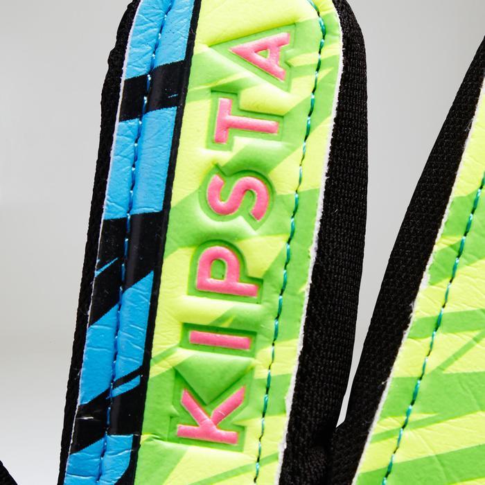 Keepershandschoenen First kinderen blauw roze geel groen