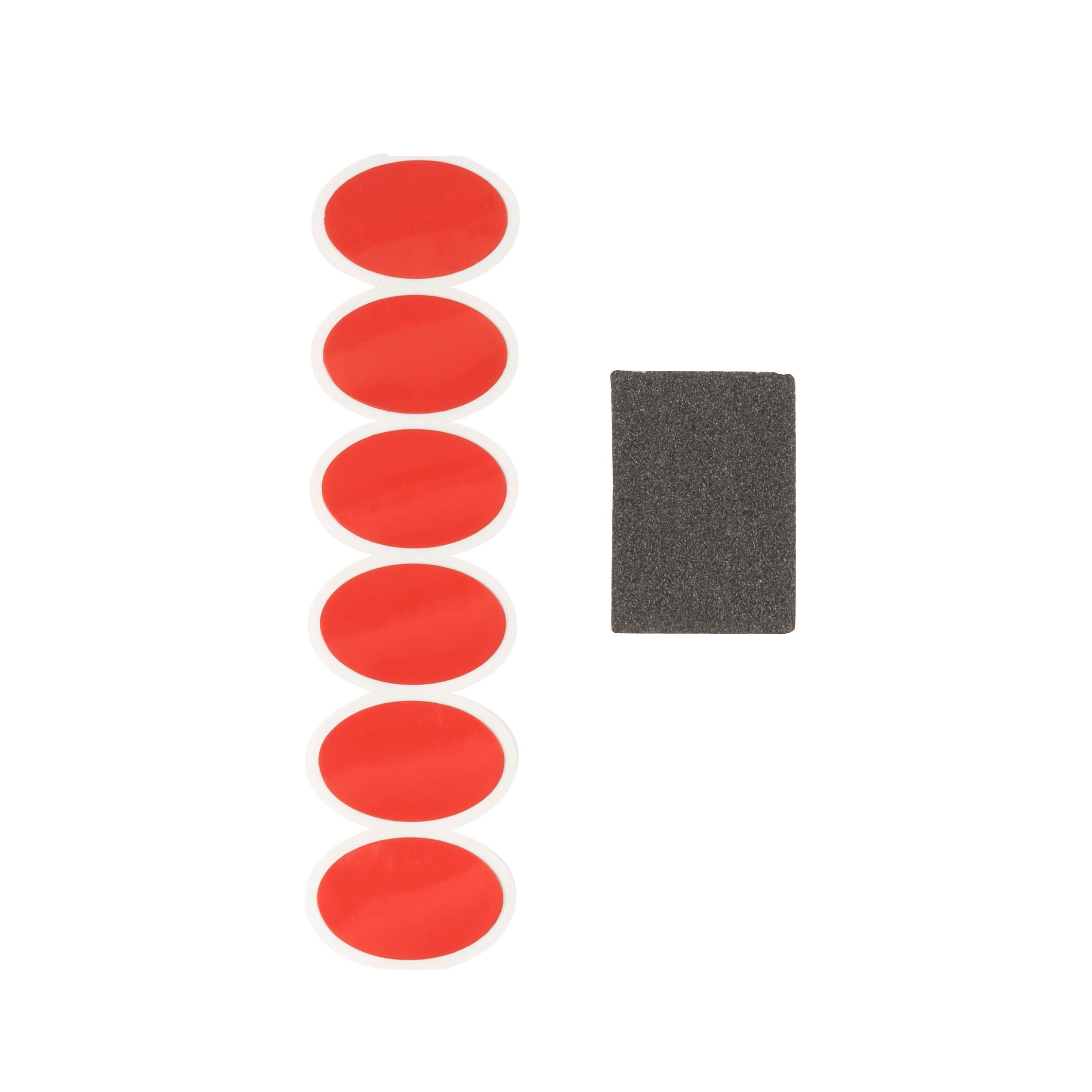 B'twin Reparatieset voor binnenband bandenplakkers