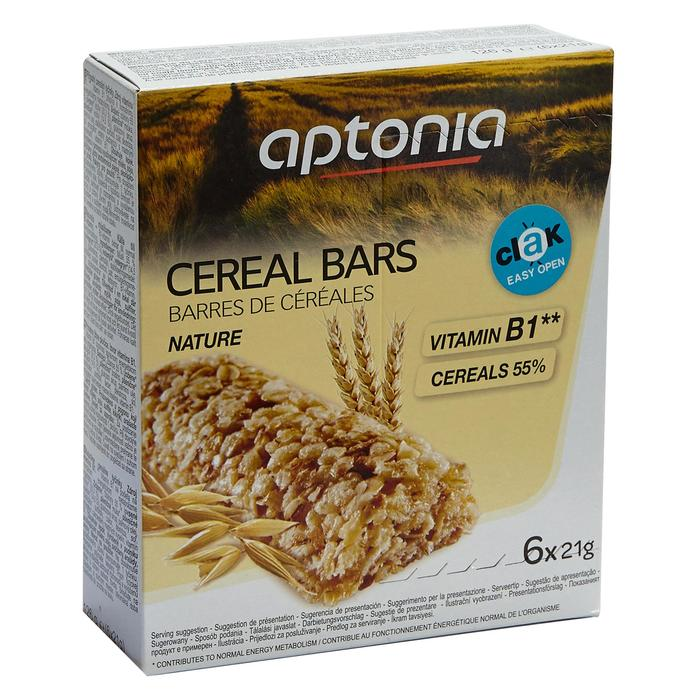 Barrita de cereales Clak Nature 6 x 21 g