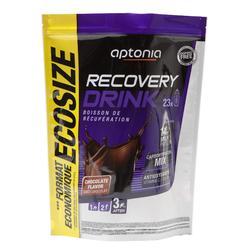 Bebida de recuperación en polvo RECOVERY DRINK chocolate 1,5 kg