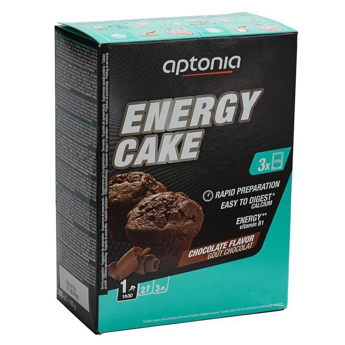 Gateau énergétique ENERGY CAKE chocolat 3x100g - 1413156