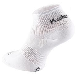 跑步襪EKIDEN三雙入 - 白色