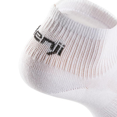 Running Socks Run 100 3-Pack - white