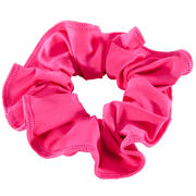 Rožnata gumica za lase za deklice