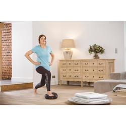 Opblaasbaar balanskussen 100 pilates stretching
