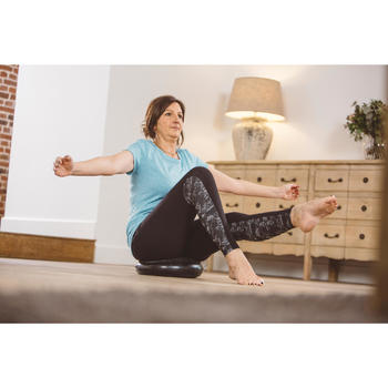 COJÍN 100 EQUILIBRIO INFLABLE PILATES STRETCHING Domyos  72dee72b7d6e