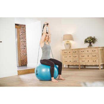SWISS BALL 120 PILATES SMALL + ELASTIQUES - 1413263