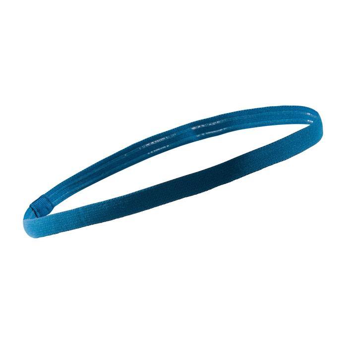Bandeau élastique (lot de 3) fitness cardio-training femme rose et - 1413304