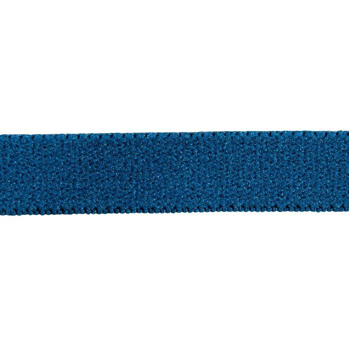 Bandeau élastique (lot de 3) fitness cardio-training femme rose et - 1413314
