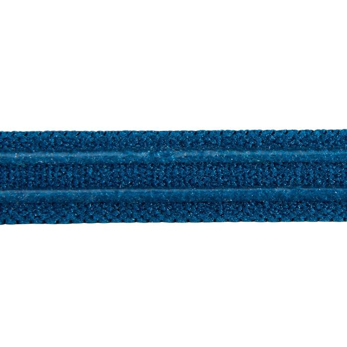 Bandeau élastique (lot de 3) fitness cardio-training femme rose et - 1413315