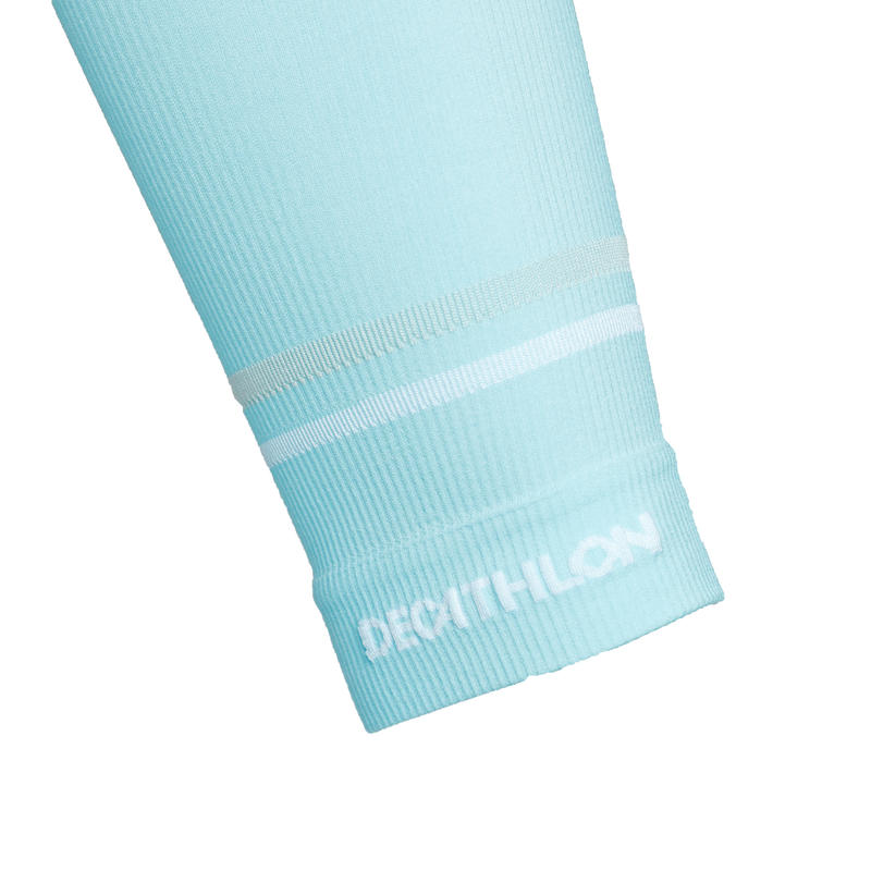 ROADR ARM COVER UV LIGHT BLUE