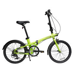 Xe đạp gấp Tilt 500...