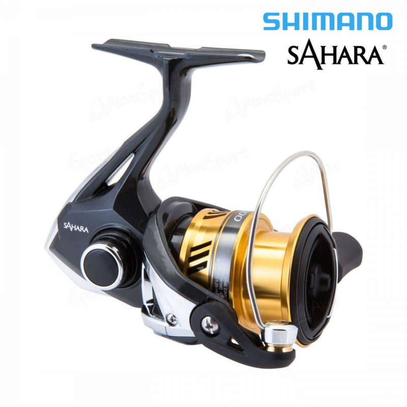 СПИНН. КАТУШКА ОТ 1000 ДО 1500 Рыбалка - Shimano SAHARA 1000 FI SHIMANO - Рыбалка