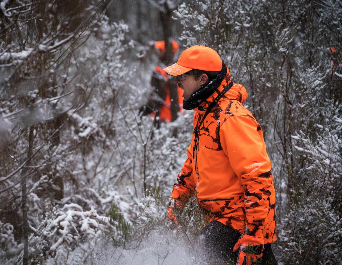 epi battue hiver securite