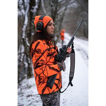 Jagdhandschuhe Fäustling Damen warm CAMOUFLAGE
