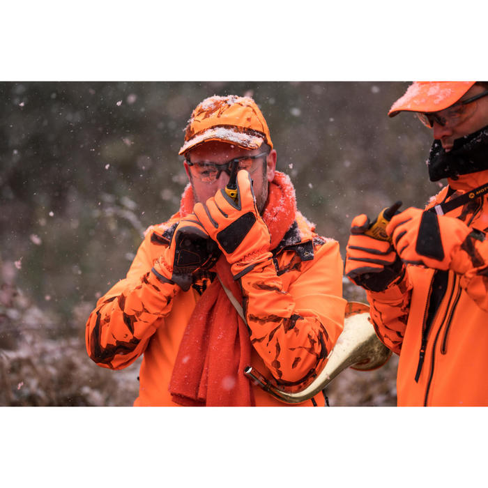 Softshell CHASSE BGB 500 Fluo - 1413378