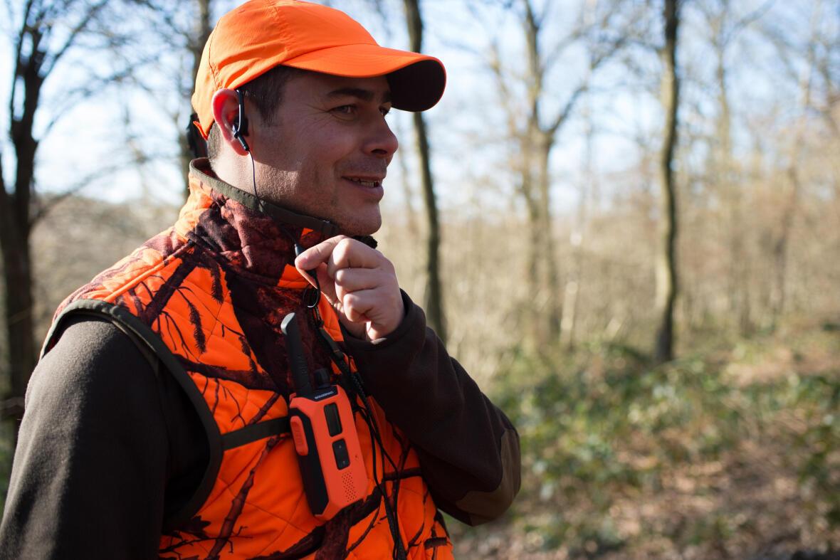 talkie walkie chasse battue securite