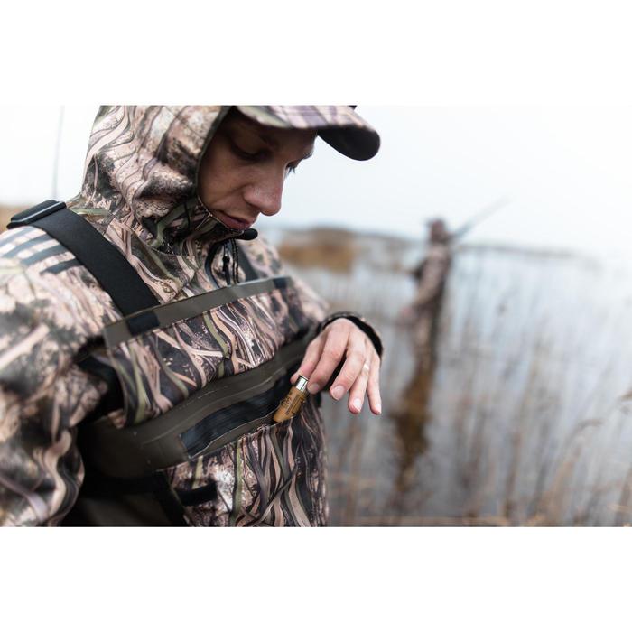 Waterdichte jagersjas 500 moerascamouflage