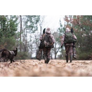 Bonnet chasse 100 camouflage marais