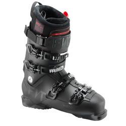 男款滑雪道用滑雪靴WEDZE SKI BOOT FIT 900 - 黑色