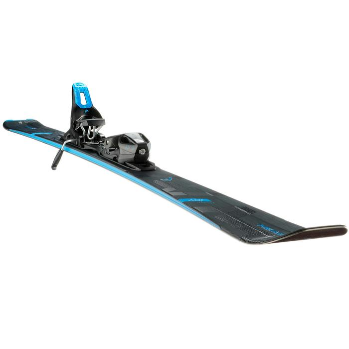 PISTESKI DAMES SKI HEAD PURE JOY SLR ZWART