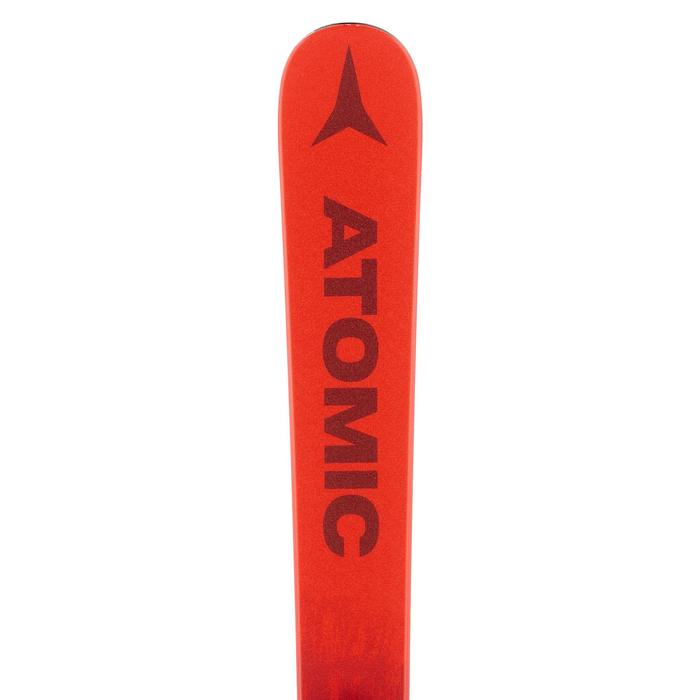 SKI FREESTYLE FREERIDE JUNIOR ATOMIC PUNX III JR ROUGE