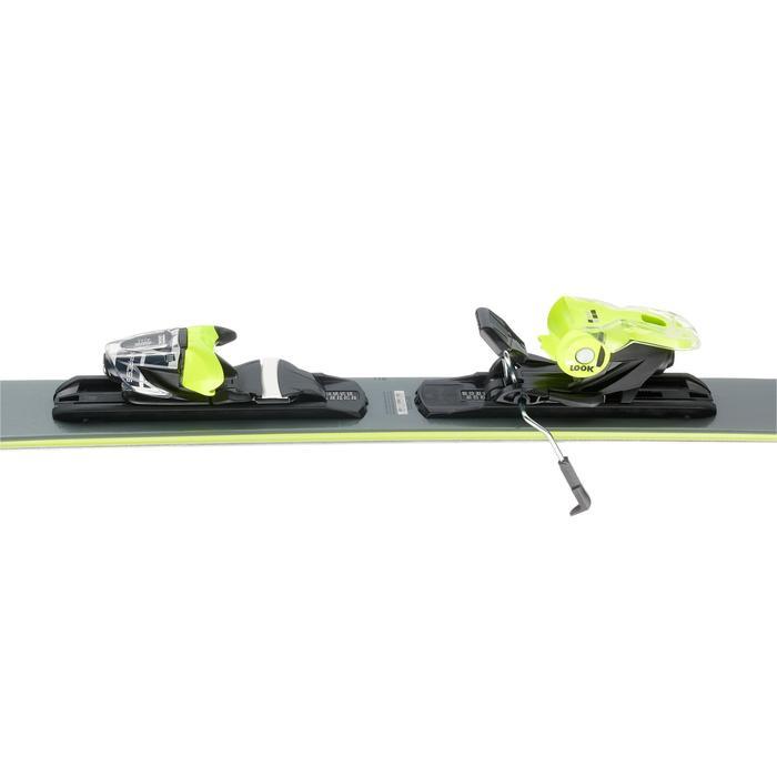 Freeride ski's Rossignol Smash 7 grijs geel