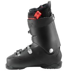男款下坡滑雪靴EVOFIT FIT 900 - 黑色