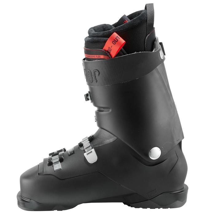 Skischuhe Piste Evofit 900 Herren schwarz