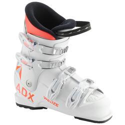 兒童滑雪靴SKI-P BOOT ADIX 500白色