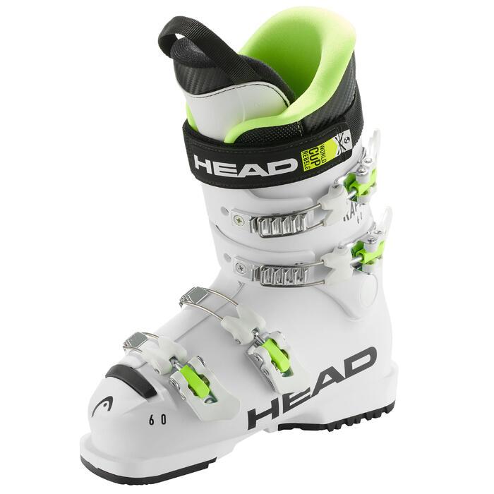 Skischoenen voor kinderen HEAD RAPTOR 60 wit