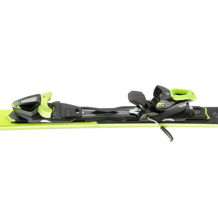 SKI DE PISTE HEAD I SHAPE PRO WC REBEL BLANC